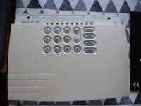 Veritas 8 Compact Alarm Panel Removed on 14/08 Fully Working for Upgrade
