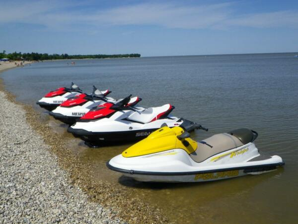 Used 2011 Sea Doo/BRP GTS