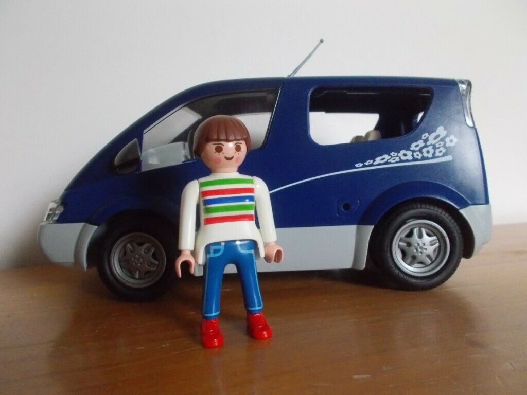 Playmobil 7416 CITY VAN + DRIVER | in Norwich, Norfolk ...