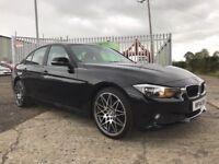 Late 2014 BMW 320D 3 Series Efficient Dynamics **Finance and Warranty** (a4,c220,passat)