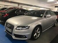 AUDI A4 2.0TDI S LINE Full service history with only 1 previous owner