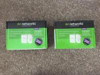 Ethernet Powerline Sockets