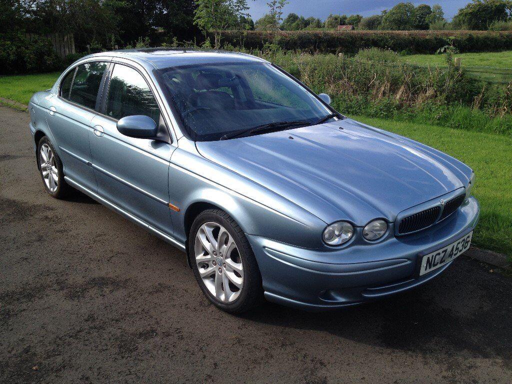 2002 Jaguar X-Type 3.0 V6 Sport FSH 1yrs Mot 6mth warranty