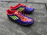 Boys Adidas F50 Size 5