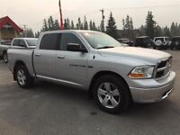 2012 Ram 1500 SLT Hemi 20's low kms perfect condition