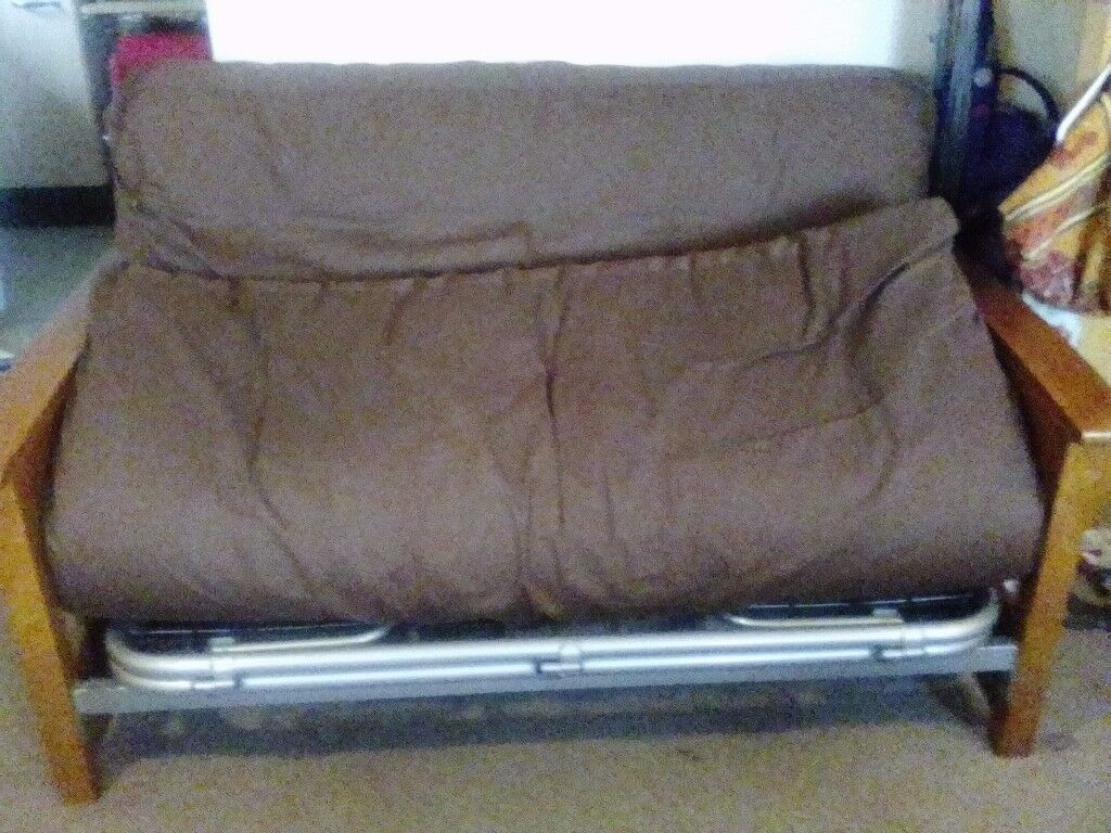 the best attitude 81d37 30edb Heavy duty futon double | in Wellingborough ...