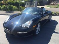 2010 Porsche Boxster S Vancouver Greater Vancouver Area Preview