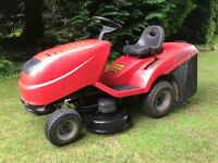 Ride on Mower Castelgarden JR 92 Sit on Lawn Tractor lawnmower