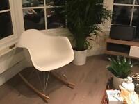 Replica Eames Rocking Chair RAR