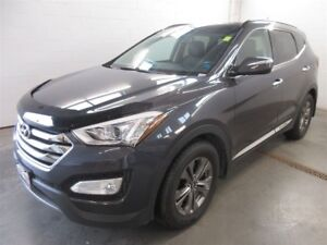 2015 Hyundai Santa Fe Sport 2.4 Luxury! BACK-UP CAM! ALLOYS! HEA