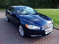 2008 58 JAGUAR XF 2.7 PREMIUM LUXURY V6 4d AUTO 204 BHP (CHEAPER PART EX WELCOME)