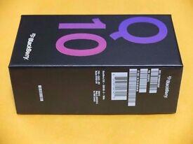 >>> Blackberry Q10 Black Full Box - Unused - Like New <<<