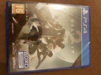 Destiny2 PS4 game brand new