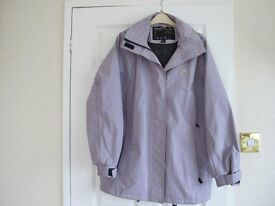 Ladies Trespass Waterproof jacket