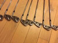 TAYLORMADE R7 irons Tp 3-p