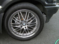 """20"""" BMW/ Landrover Alloys for sale."""