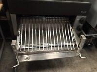 Salamander grill lincat commercial