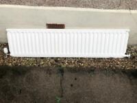 Single panel radiator app 155 x 39 cm