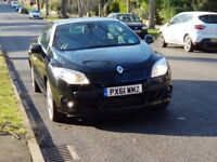 Renault Megane Convertible CC Hardtop Black Diesel No petrol or Volkswagen Eos Volvo C70 Ford Focus