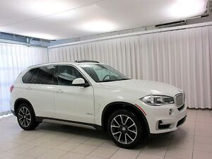 2016 BMW X5 35i x-DRIVE AWD w/ HEAD-UP DISPLAY, NAV & PANO ROO