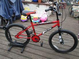 bmx flight krusher bike
