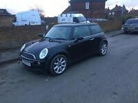 2002 Mini Cooper with Cooper s bits goes with bump