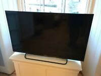 "40"" Sony Bravia LED TV (Model R48 B) - As brand new, hardly used"
