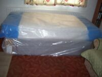 A Brand NEW Sleepeezee Rochester Single 3FT Devan Bed Set still in original packaging with tags