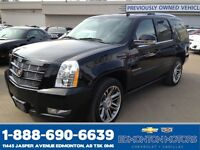 2013 Cadillac Escalade - 8 Passenger, Ultra Luxury Collection