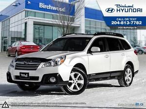 2014 Subaru Outback 3.6R AWD W/ Winter Tires