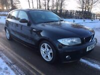 2005 BMW 120d Sport Turbo diesel 1 series 5 door Very good service history