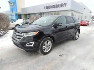 2016 Ford Edge SEL - LEATHER AND ALL-WHEEL-DRIVE!