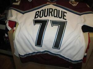 Ray Bourque Autographed Colorado Avalanche Jersey