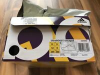 GENUINE adidas ultraboost uncaged , boxed & brand new , size 8 ! price stands , no offers ! rrp £140