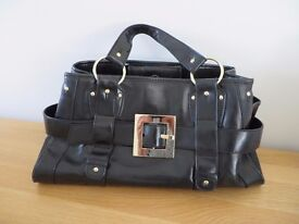FIORELLI 'GRAB' HANDBAG BLACK , LOVELY CONDITION