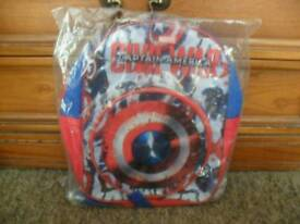 Captain America civil war ruck sack
