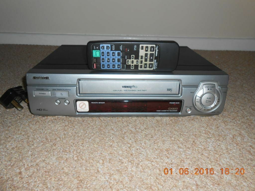 Aiwa VHS Video Player amp Recorder in Blackhall Colliery  : 86 from www.gumtree.com size 1024 x 768 jpeg 120kB