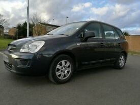 Kia Carens 2,0 petrol 5 seater, just passed MOT, great condition