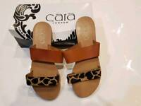 CARA London sandles