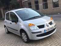 2005 RENAULT MODUS 1.2 EXPRESSION 5 DOOR HATCHBACK PETROL MANUAL MOT NEXT YEAR 5 SEATS NO ASTRA CLIO