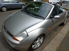 FORD STREETKA LUXURY CONVERTIBLE - LOW MILEAGE 47,000
