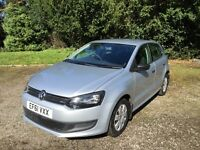 VOLKSWAGEN POLO S 1.2 5DR FSH ONE OWNER FROM NEW