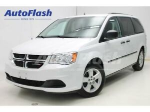2016 Dodge Grand Caravan Value-Pkg *Navigation* 1/2-Stow-N-Go *