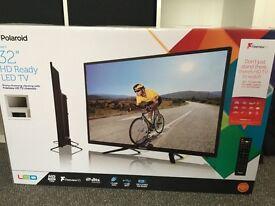 32 inch HD ready LED polaroid TV