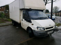 ++++CHEAP FORD TRANSIT LUTON VAN+++WITH MOT SPARES REPAIRS+++