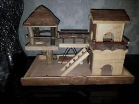 Hamster play house Brand-new