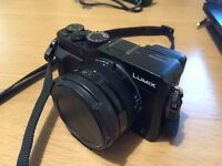 Panasonic LX100- excellent condition +extras