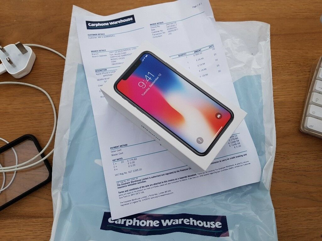 pretty nice 9a122 b3a53 Payg Apple iPhone X Swap a Top Gaming PC/Laptop | in York, North Yorkshire  | Gumtree