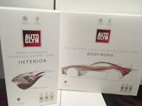Auto Glym interior & exterior kits £20 for both