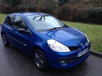 RENAULT CLIO 1.2 EXTREME 2009 YEARS MOT AND SERVICE HISTORY CHEAP TO TAX AND INSURE